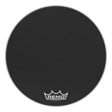 Remo Ebony Powermax II Marching Bass Drum Head