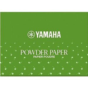 Yamaha Powdered Pad Papers