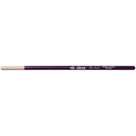 "Vic Firth World Classic®- Alex Acuña ""El Palo"" (Purple) Timbale Sticks"