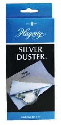 Hagerty Silver Duster Cloth