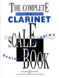 The Complete Boosey & Hawkes Clarinet Scale Book, Scales and Arpeggios