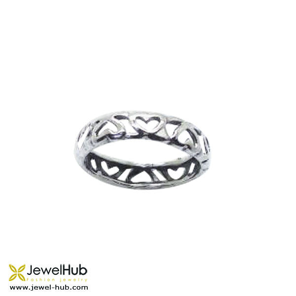 Lovely Hearts Boho Ring