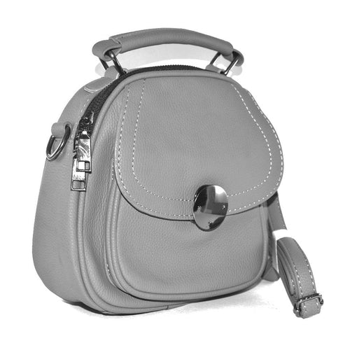Grey Fashion Bag