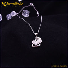 Hearts Silver Necklace