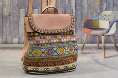 Indian Style Back Pack