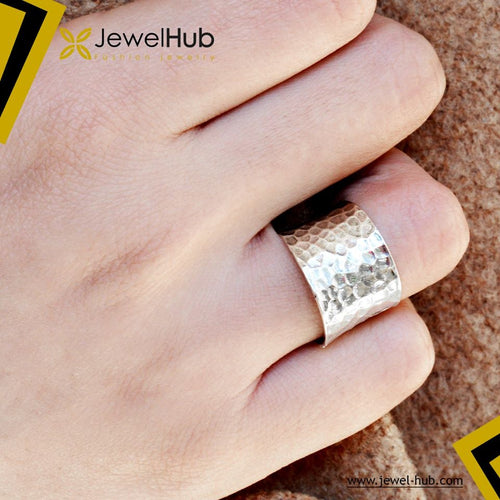 Trendy Silver Ring