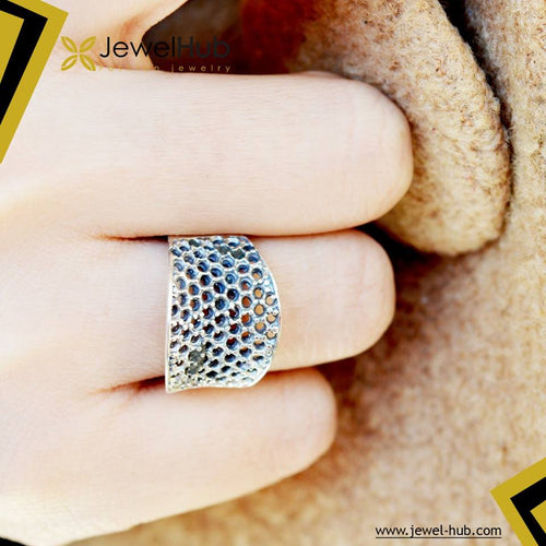 Lovely Silver Ring