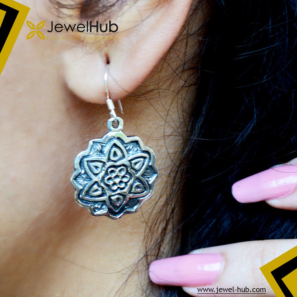 Stylish Silver 925 Earrings