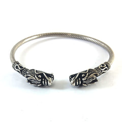 Dragon Slayer Boho Bangle