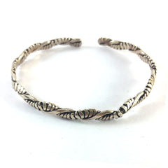 Hard Way Boho Bangle