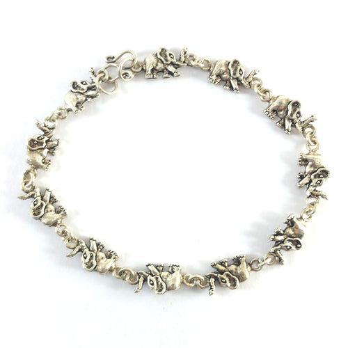 Elephants Travels Bracelet