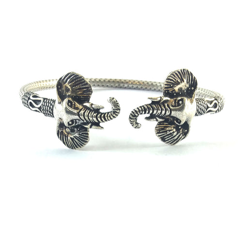 Elephants Guards Bangle