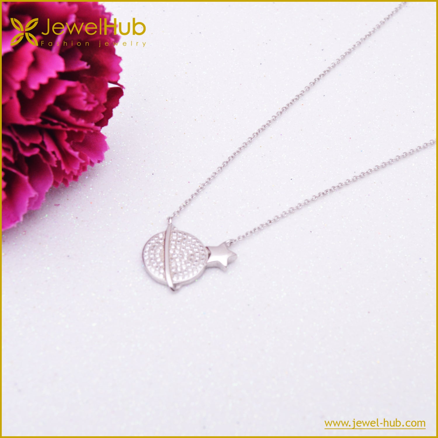 Wonderful Silver Necklace