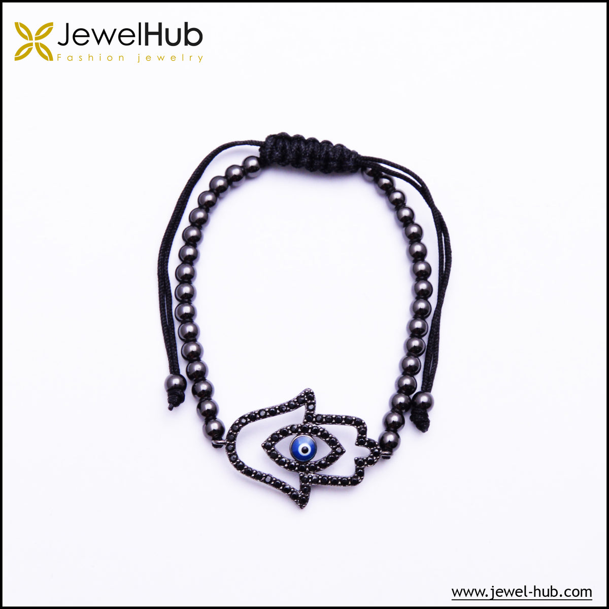Hand With Eye Accessories Bracelet