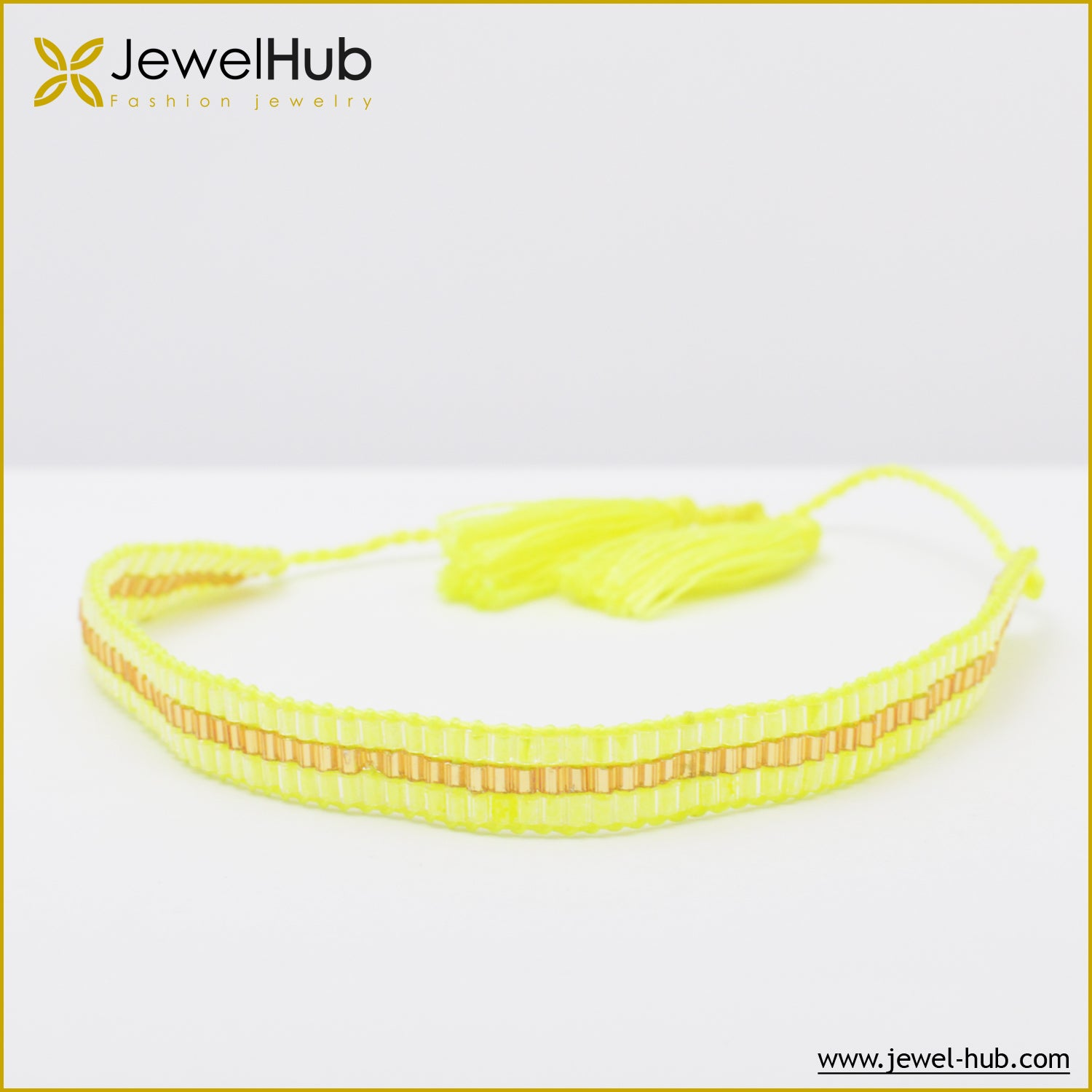 Yellow Accessories Bracelet