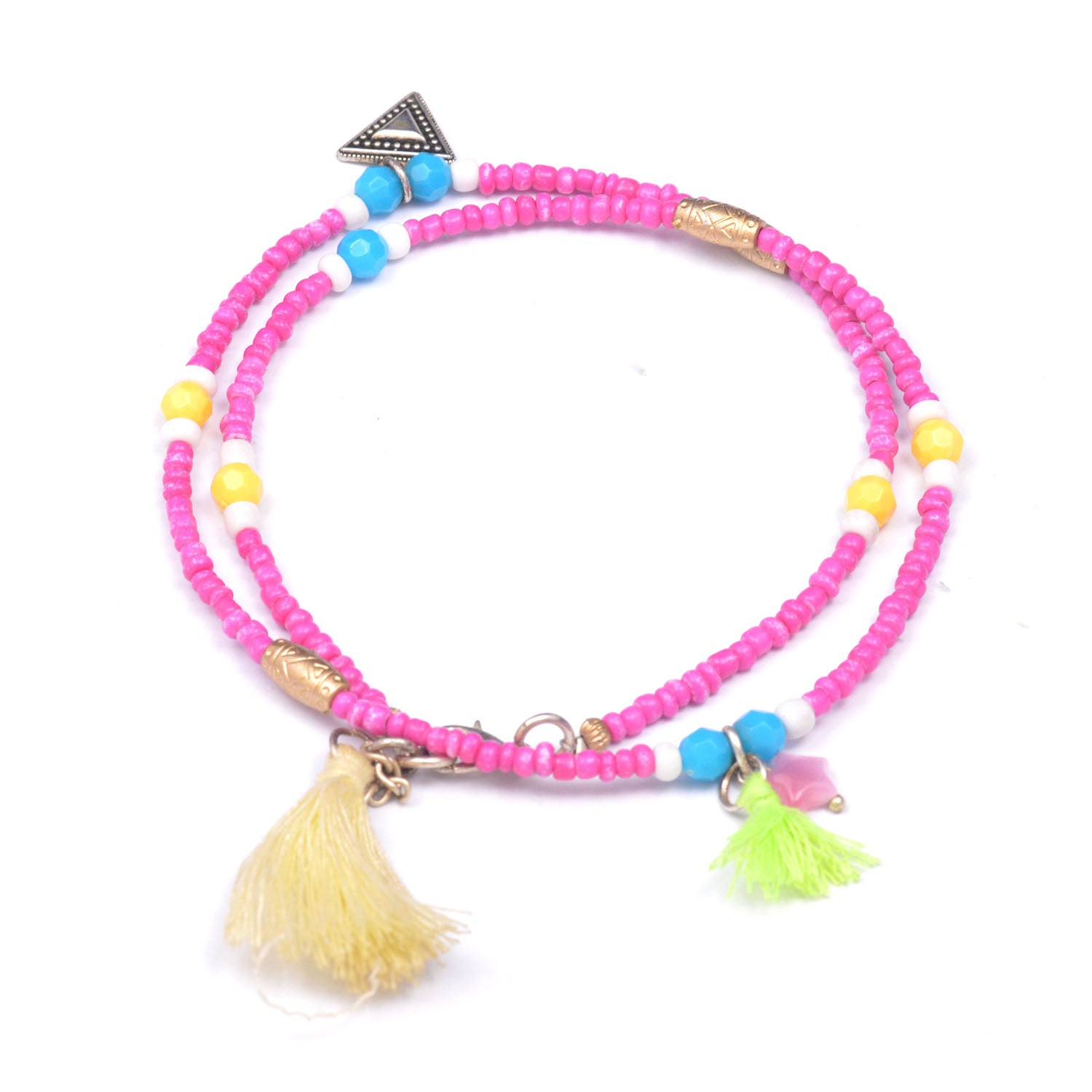 Pink Accessories Necklace