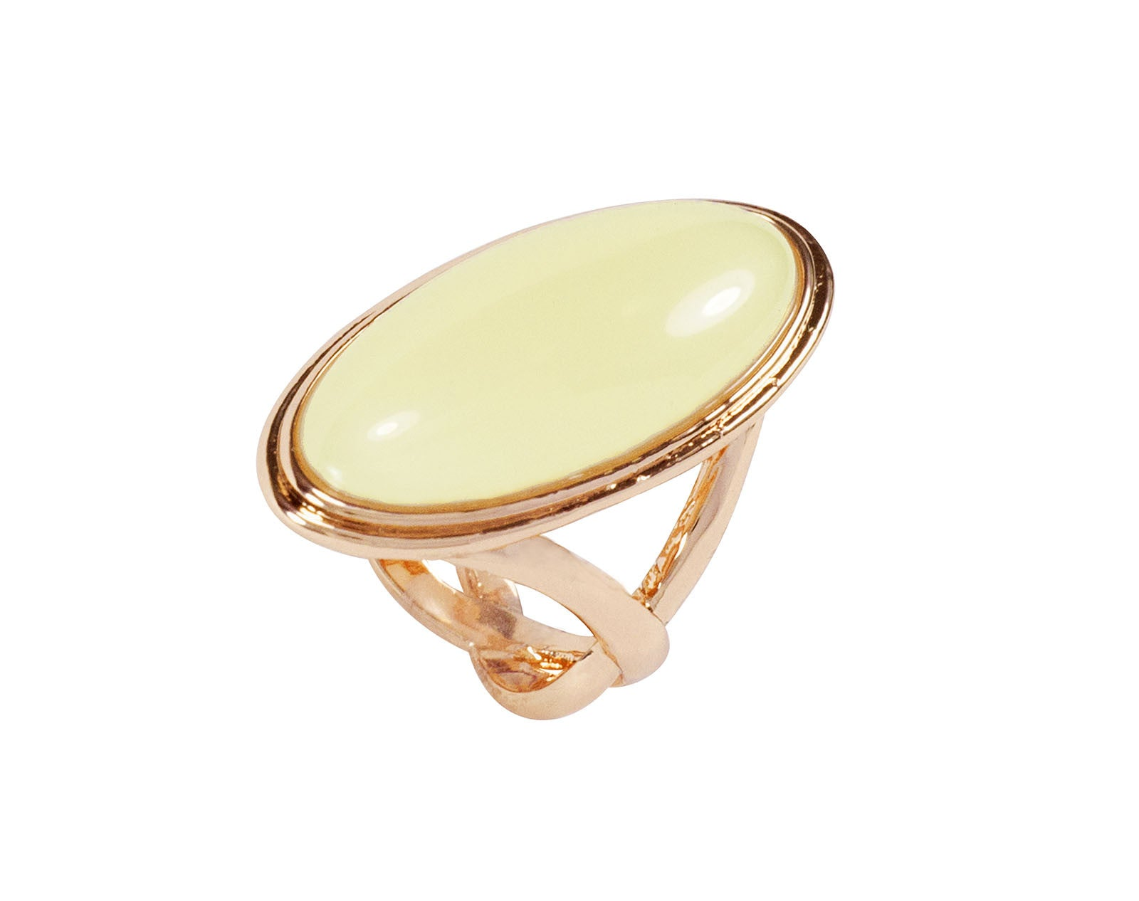 Fashion Oval Ring