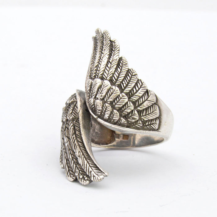Wings Boho Ring