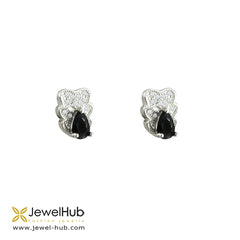 Insect CZ Earrings