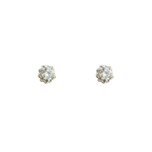 Diamond Earrings, Earring - JewelHub jewelry