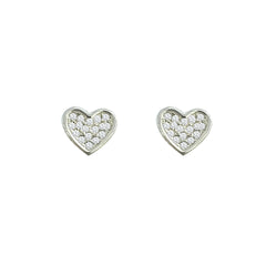 Stylish Hearts Earrings