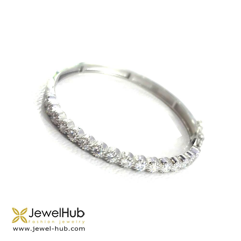 Bangle of Diamonds