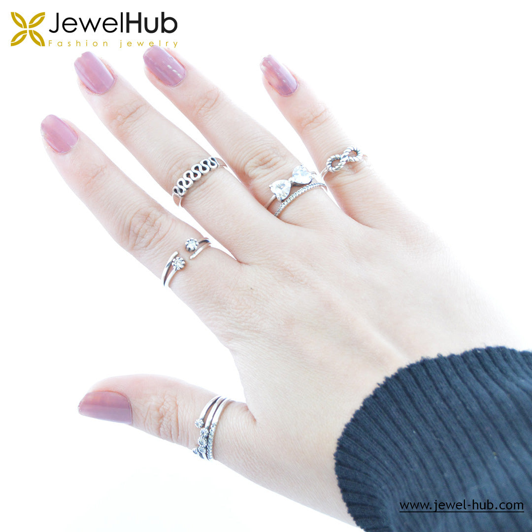 Sterling Silver 925 Rings