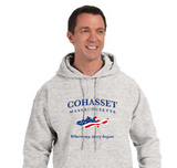 Cohasset Story Began Warm Hooded Pullover