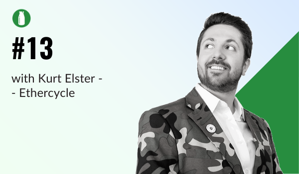 Episode 13 Milk Bottle Shopify Podcast with Kurt Elster from Ethercycle