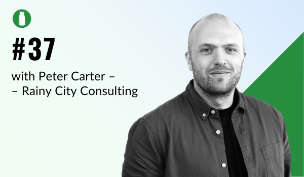 Ep37 Milk Bottle Shopify Podcast with Peter Carter