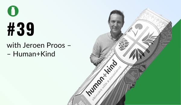 Episode 39 Milk Bottle Shopify Podcast with Jeroen Proos from human and kind