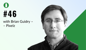 Ep46 Milk Bottle Shopify Podcast with Brian Guidry from Pixelz