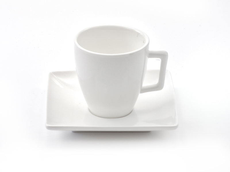 "ESPRESSOCUP ""RIVIERA"" With Saucer"