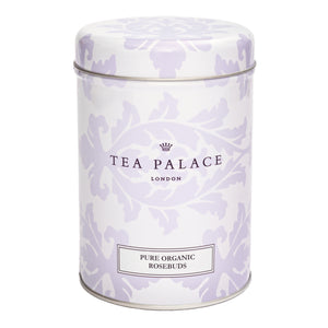 Tea Palace organic rose bud infusion