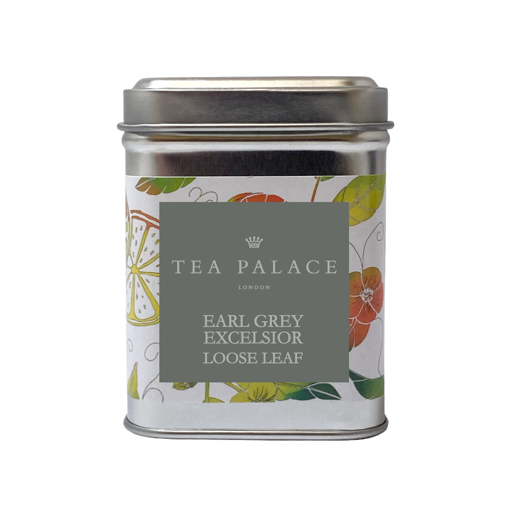 Tea Palace loose leaf Earl Grey  tea blend