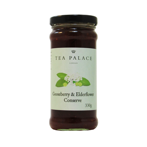 Gooseberry & Elderflower Conserve