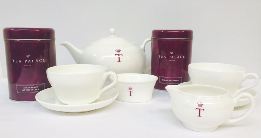 Tea Palace Wedgwood Collection