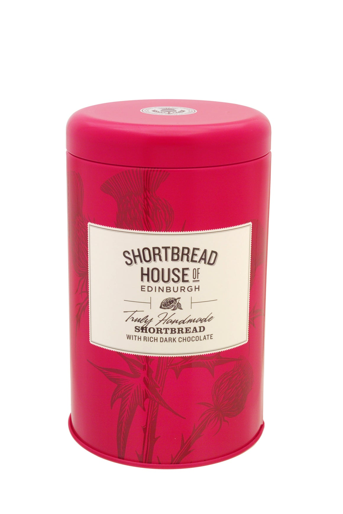 Shortbread Dark Chocolate - 140g