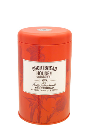 Shortbread Chocolate & Orange - 140g