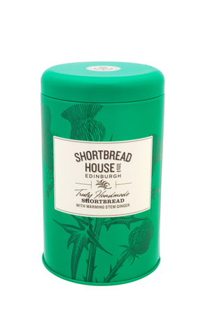 Shortbread Stem Ginger - 140g