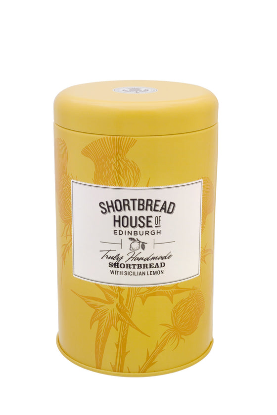 Shortbread Sicilian Lemon - 140g