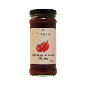 Roast Pepper & Tomato Chutney