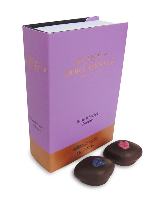 Rose and Violet Creams