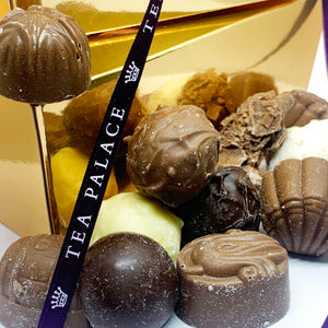 25 Chocolate Truffle Selection Gift Box