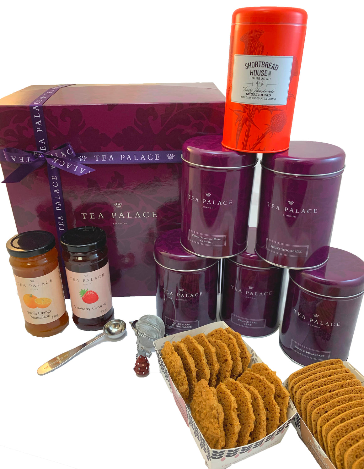 The Balmoral Hamper Box