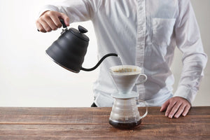 V60 Drip Kettle 'Buono' Matt Black