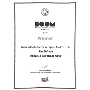 Organic Lavender Grey - Winner of 2016 BOOM Award!