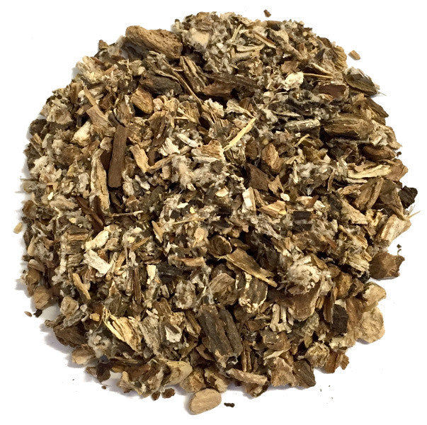 Tea Palace loose leaf infusion with burdock root