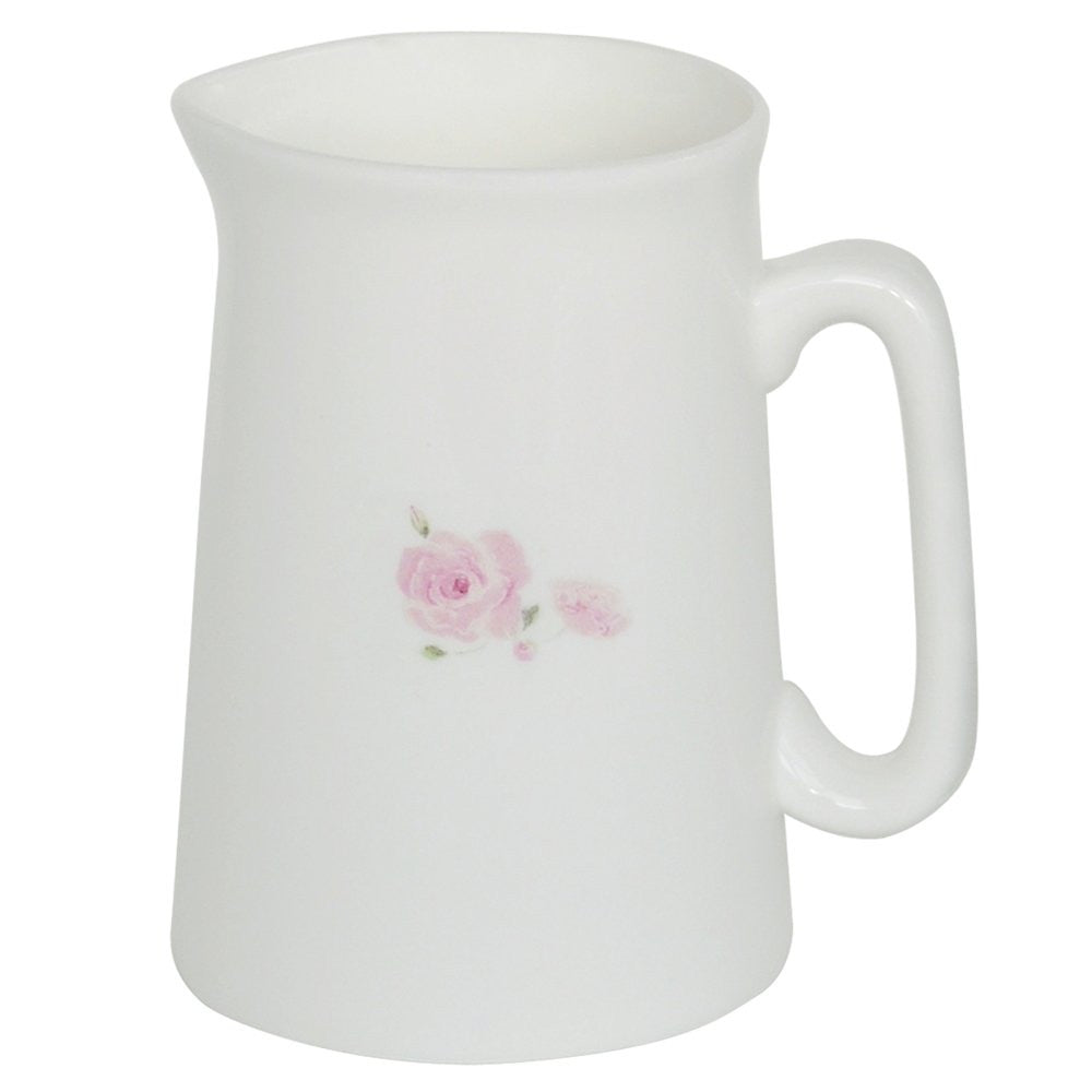 English Rose Milk Jug - Medium