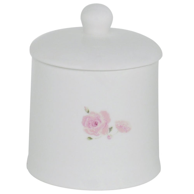 English Rose Sugar Bowl